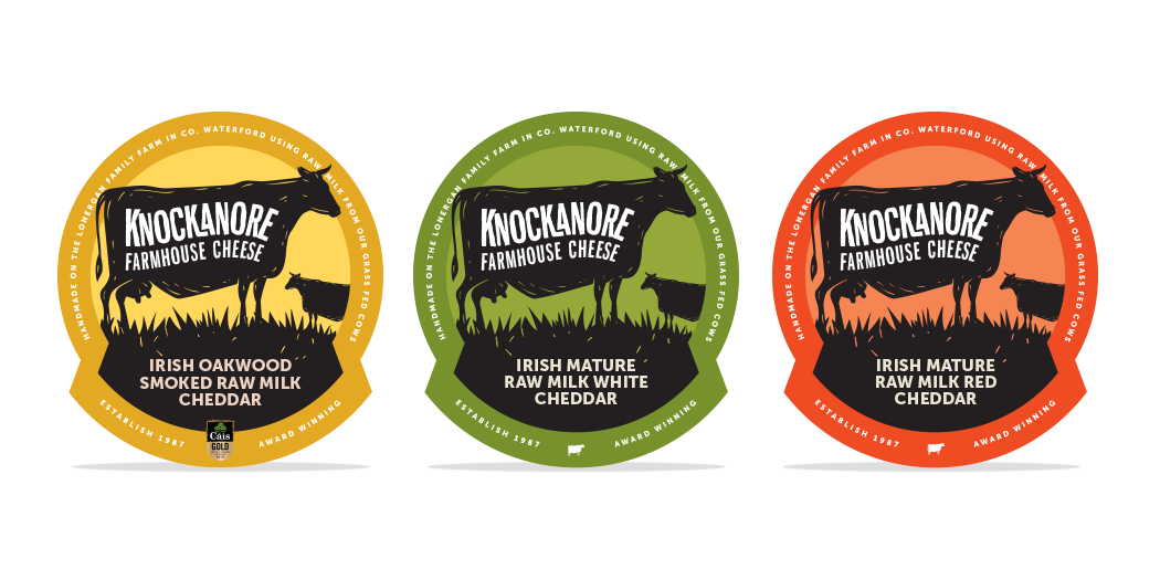 Knockanore-Farmhouse-Cheese-labels